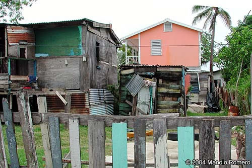 Belize City by Manolo Romero
