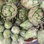 Beautiful artichokes