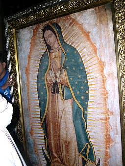 Image of the Virgin