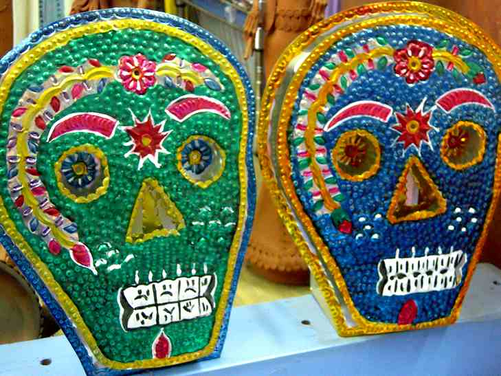 These are often made out of old oil cans.